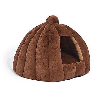 Round Comfy Pet Igloo