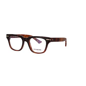 Cutler and Gross 1355 02 Dark Havana Glasses