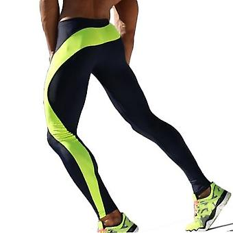 Running Tights Men Compression Fitness - Sport Jogging Long Yoga Athletic