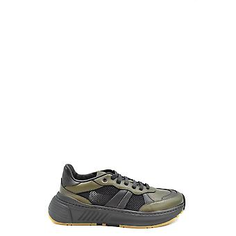 Bottega Veneta Ezbc439012 Men's Multicolor Leather Sneakers