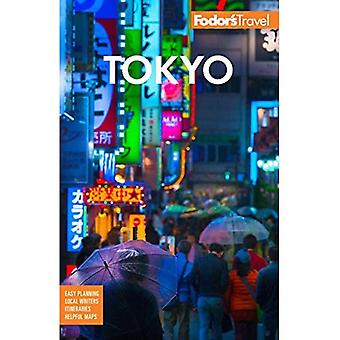 Fodor's Tokyo: with Side-trips to Mount Fuji (Full-color Travel Guide)