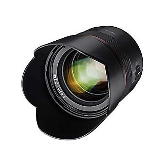 Rokinon af 75mm f1.8 compact auto focus telephoto lens for sony fe mount