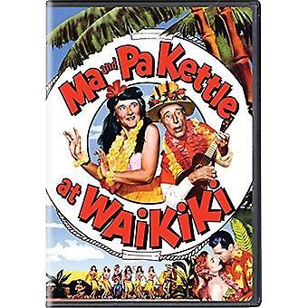 Me & Pa Kettle at Waikiki [DVD] USA import