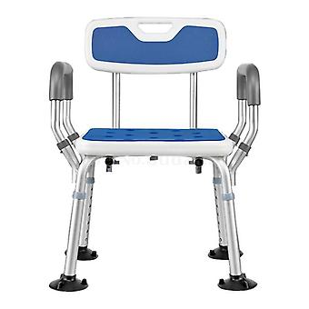 Elderly Bathroom Seat Anti-skid Chair Stool Special Home Shower