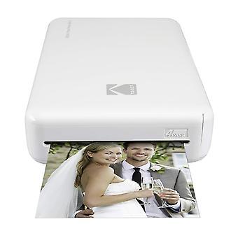 Kodak mini 2 hd bezdrôtová mobilná okamžitá fototlačiarňa s patentovanou tlačiarenou 4pass, compa wom44041