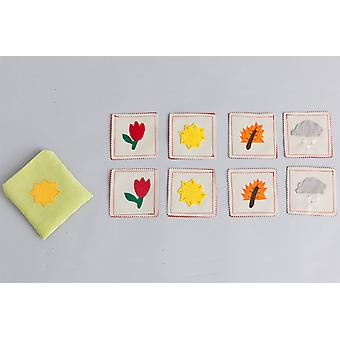 Seasons Mini Memory Game