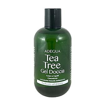Tea Tree Shower Gel 250 ml of gel