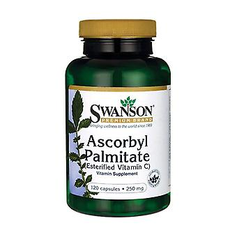 Ascorbyl Palmitate 120 capsules of 250mg