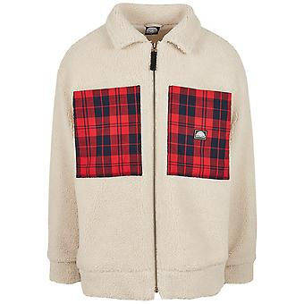Southpole Men's Winter Jacket Sherpa Jacket