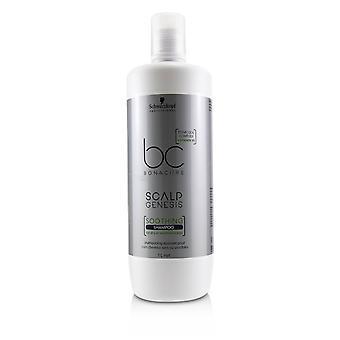 Bc bonacure hoofdhuid genesis rustgevende shampoo (voor droge of gevoelige hoofdhuid) 234844 1000ml/33.8oz