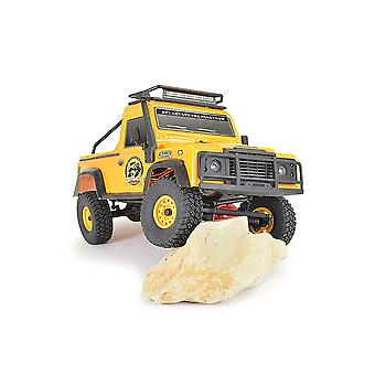 FTX Outback Ranger XC 1:16 Pickup 4WD RTR Trail Vehicle Yellow