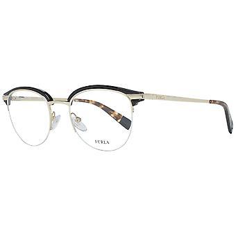 Furla Gold Women Optical Frames