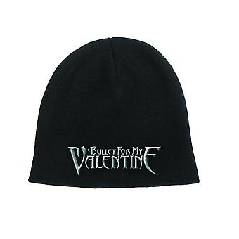 Bullet For My Valentine Beanie Hat Cap band Logo new Official black