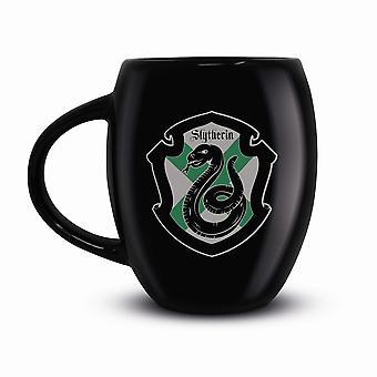 Harry Potter Slytherin Uniform Oval Mug