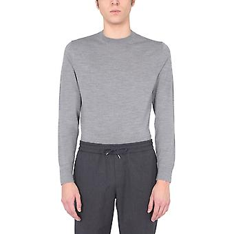 Tom Ford Bwm94tfk110k05 Männer's grau Wolle Pullover