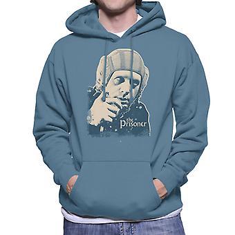 The Prisoner Many Happy Returns Men's Hooded Sweatshirt