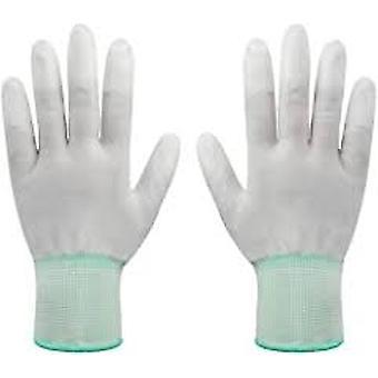 Nylonové prošívané rukavice pro pohybový stroj Prošívané šicí rukavice