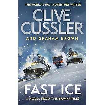 Fast Ice by Clive CusslerGraham Brown