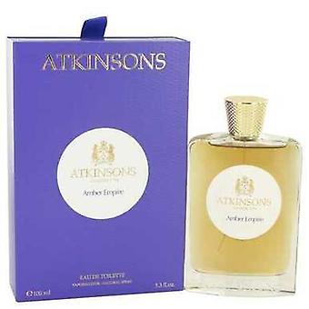 Amber Empire By Atkinsons Eau De Toilette Spray 3.3 Oz (women) V728-529911