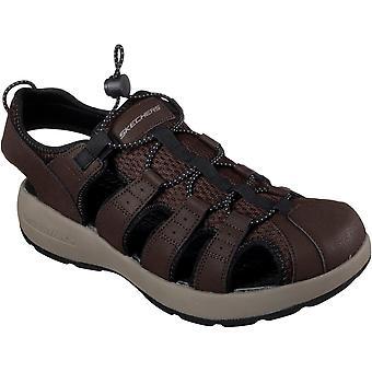 Skechers Mens Melbo Journeyman 2 Zomer sandalen