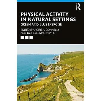Physical Activity in Natural Settings - Green and Blue Exercise by Aoi