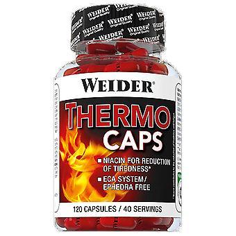 Weider ThermoCaps Packung 2x120 Einheiten