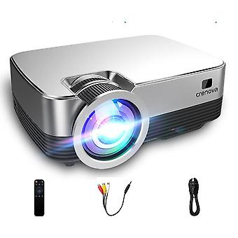 Os Video Projector, Cinema Movie Beamer, Native Resolution With Wifi Bluetooth