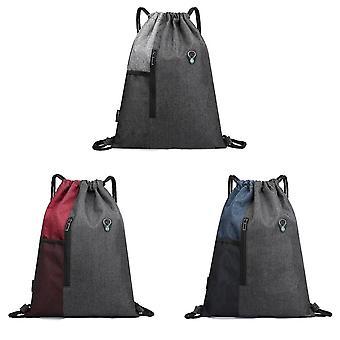 Słuchawki Jack Drawstring Plecak, Wodoodporna torba na wiadro
