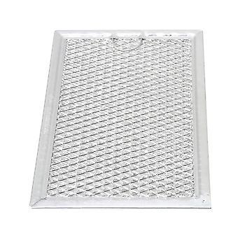 Mikrohullámú motorháztető zsírszűrő 5304464105 csereszerszámok 19,3x12.8cm
