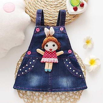 Baby Jeans Skirts, Child Kids Denim Skirt