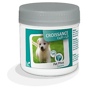 Pet-phos Growth Ca 1.3 Dog 100 Tablets (Dogs , Supplements)