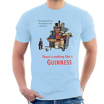 Guinness Theres Nothing Like A Guinness Men's T-Shirt