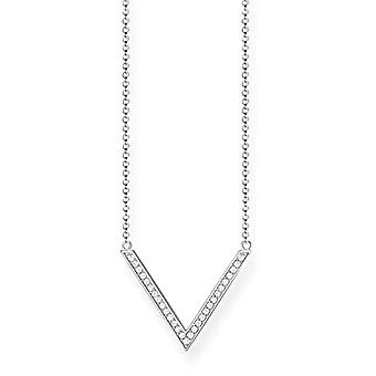 Thomas Sabo Necklace with Pendant for Women Silver 925(2)