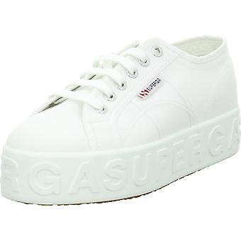 Superga S71183W2790COTWWHITE universal all year women shoes