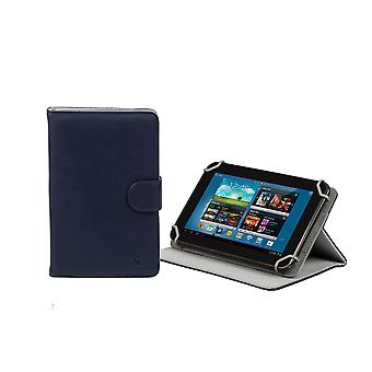 RivaCase Universele Tablet hoes 7 Inch (Samsung Galaxy Tab, Acer, Asus, Lenovo, Alcatel) - Blauw