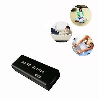 Mini bärbar trådlös USB-router för Mac, Ios