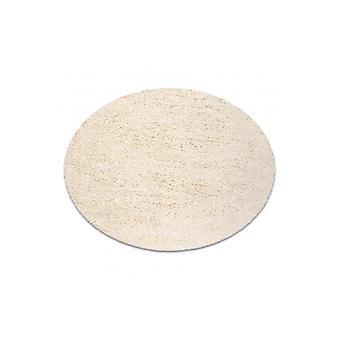 Rug SUPREME Circle 51201066 shaggy 5cm cream