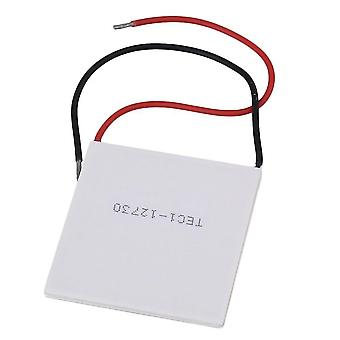 For TEC1-12730 253W 62mm Thermoelectric Peltier Cooler Plate for CPU Car Drink WS1477