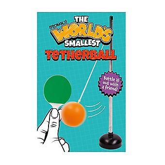 Cel mai mic teatherball din lume