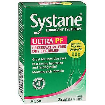 Collirio Systane Systane Ultra Lubricant, 25 fiale