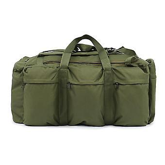90L outdoor travel large duffle luggage bag waterproof camping hiking handbag backpack rucksack