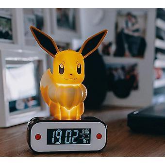 Eevee Pokemon Alarm Clock