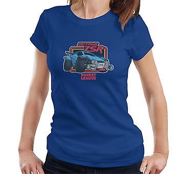 Rocket League Oktan ZSR Dam T-Shirt