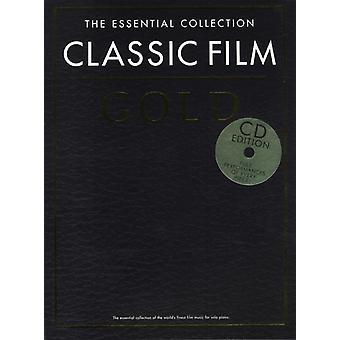 Olennainen kokoelma: Classic Film Gold (CD Edition) -nuotti, CD