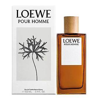 Loewe Pour Homme .- EDT Loewe 100ml