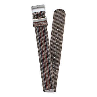 HorlogeBand Timex BTQ6018017D (ø 18 mm)