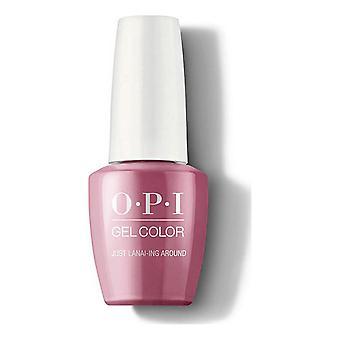 nail polish Don'T Bossa Nova Me Around Opi Pink (15 ml)