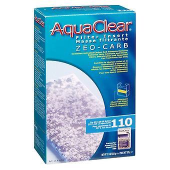 AquaClear Filter Insert - Zeo-Carb - 110 gallon - 1 count