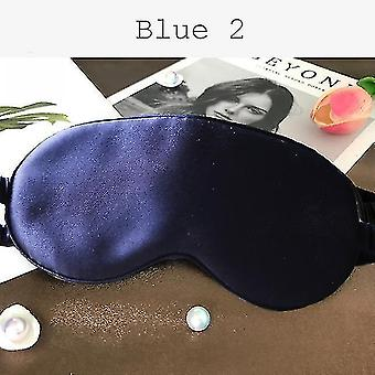 Snoring sleep apnea aids pure natural mulberry silk sleep rest eye mask padded shade cover 19 momme travel relax normal