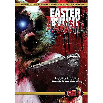 Easter Bunny Bloodbath [DVD] USA import
